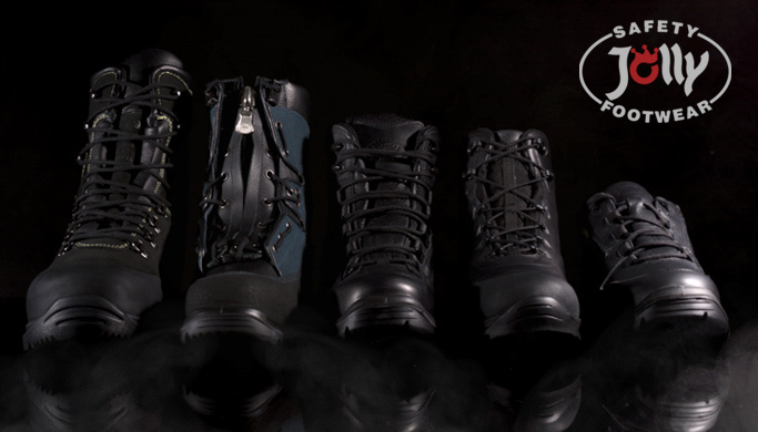 Jolly Boots are specifically manufactured with durability as one of their key attributes.