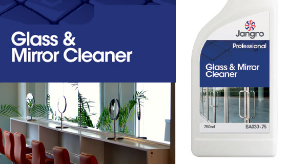 Glass Mirror Cleaner