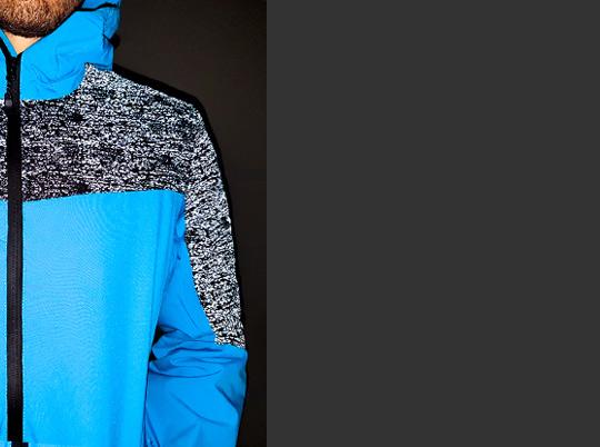 The Regatta Professional Marauder 2 Reflective Insulated Jacket hi vis panels