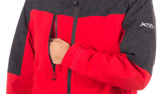 The Regatta Professional Marauder 2 Reflective Insulated Jacket