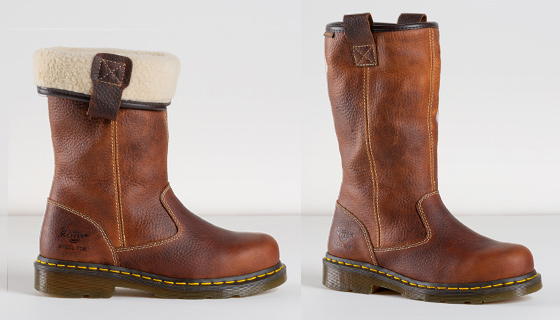 Rosa Ladies Safety Rigger Boot fully air-conditioned sole unit built on a Smartmask® PU-cushioned footbed