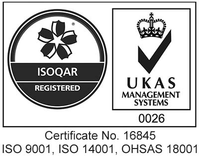 Wray Bros ISO 9001, ISO 14001 and OHSAS 18001 accredited