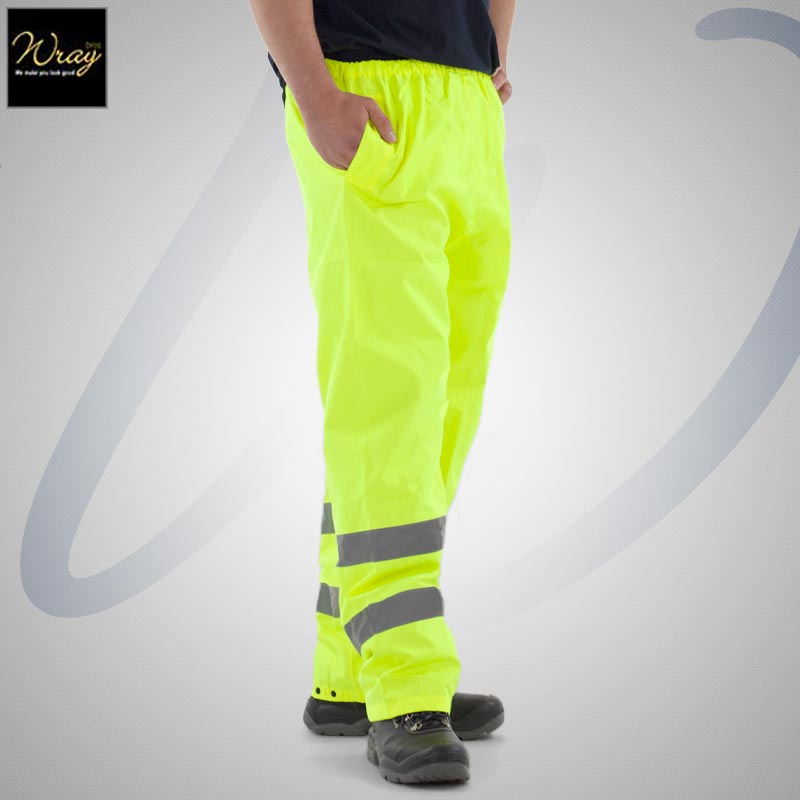 Hi-Vis Over Trousers