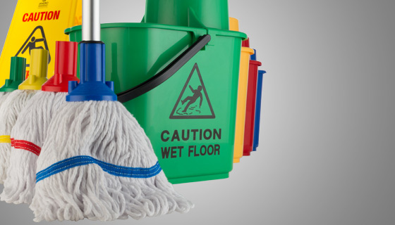 Help and advice for mopping issues supplied by Wray Bros Liverpool