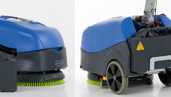 Commercial carpet cleaning machines including Numatic and Prochem