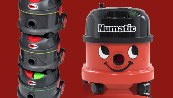 Henry tub vac, Hetty and the popular sebo upright vacuums in stock