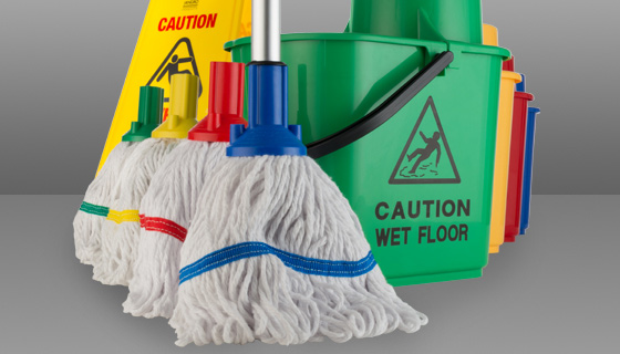 How Colour Coding A janitorial colour coding helps prevent cross contamination.