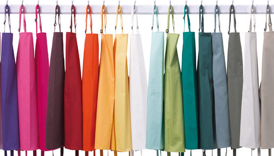 The colour of your hospitality uniform for you r business