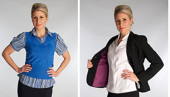 Corporate workwear cost and safety for the staff