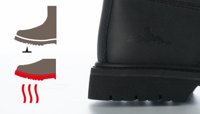 Steelite footwear that meets EN safety standards
