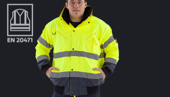 discover the en standards for your high vis workwear