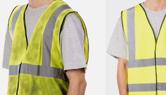 hi vis products washing guidelines up to 25 washes