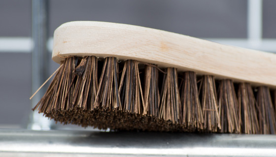 Buy wholesale wooden brushes and colour coded hygiene brushes
