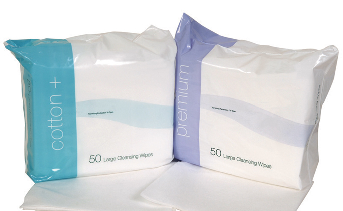 patient wipes and sanitising wipes part of your first aid supplies