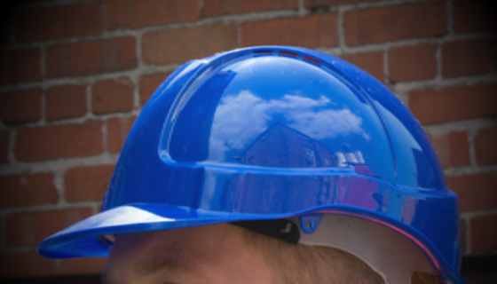 PPE safety helmets that meet EN 397:2012 standards