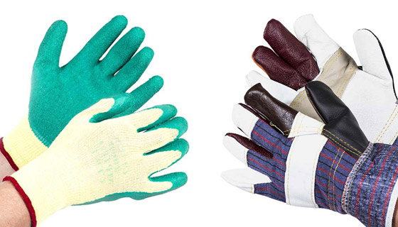 the protective glove range includes panoply, beeswift and portwest safety gloves