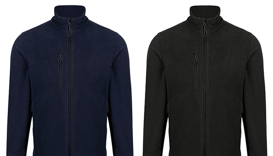 Regatta Recycled Fleece with full zip front, pockets and anti-pill qualities.