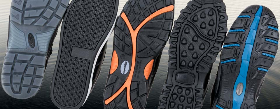 Buying safety footwear? Do you look at the branding, the styling, the protective qualities or how comfortable they are? But, do you ever check the tread?