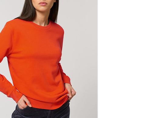 Stanley/Stella Organic Cotton Unisex Sweatshirt STSU823