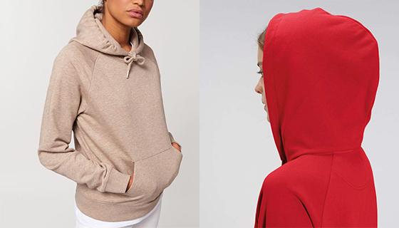 Women's Stanley/Stella Organic hoodie STSW148.
