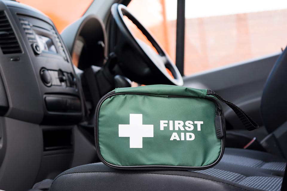 Be it a restaurant kitchen, an office, factory floor or a company van, wherever your work find a first aid kit suitable for your needs