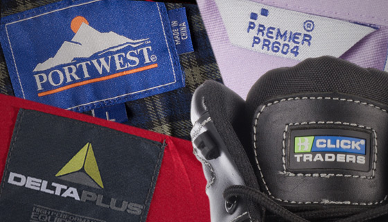 workwear uniforms from portwest, beeswift and Premier clothing
