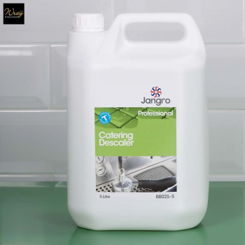 Quickly removes heavy limescale build