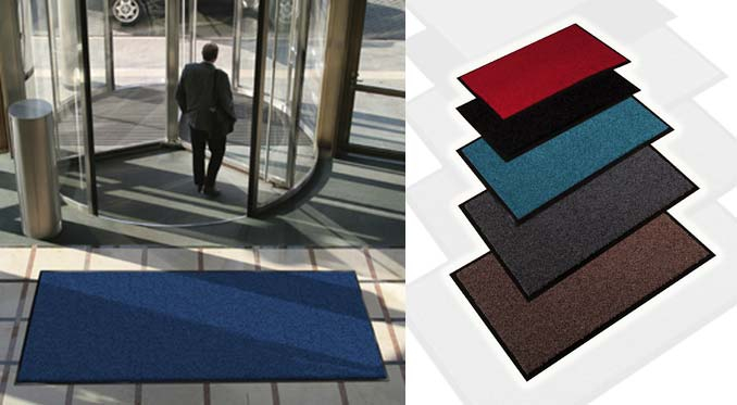 Barrier Mat and Entrance Mats help maintain make a positive impression with your customers