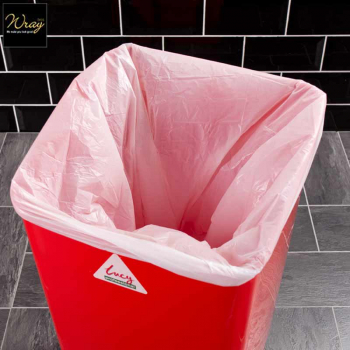 Bin liners for use around the workplace