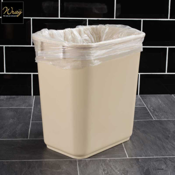 Square Bin Liners use around the office