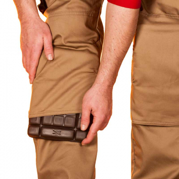 Knee pad for trousers, Portwest brand