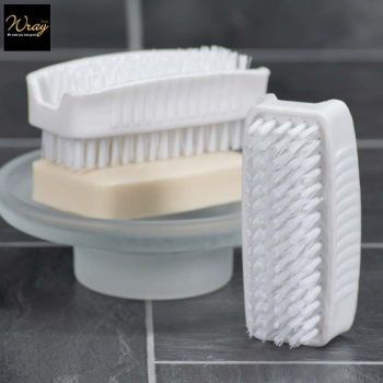 Plastic Nail Brush for catering industry