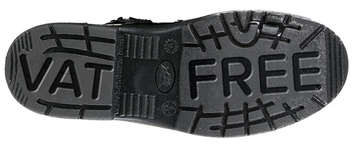 Buying Safety Boots for your own use? Then buy VAT free.