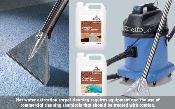 Guide To Hot Water Extraction Carpet Cleaning Wray Bros