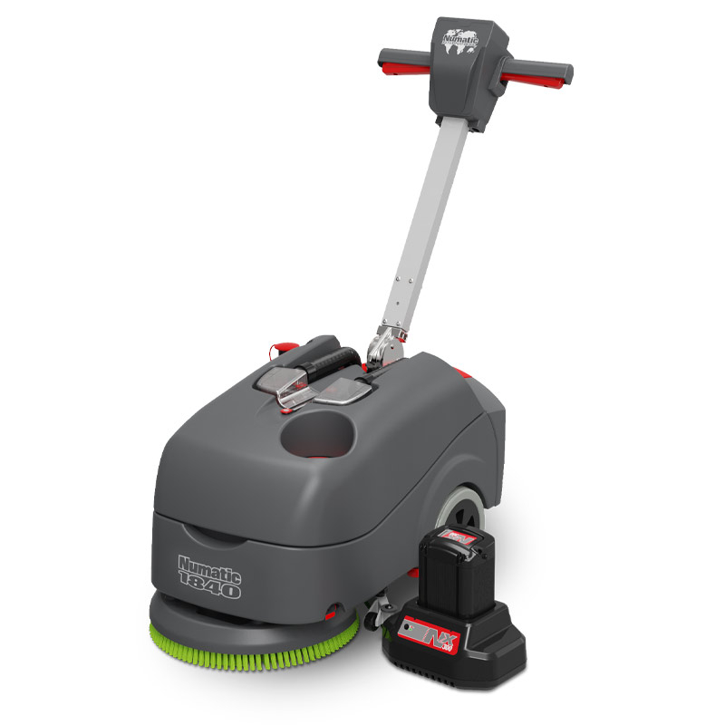 Numatic Twintec 1840 Scrubber Dryer