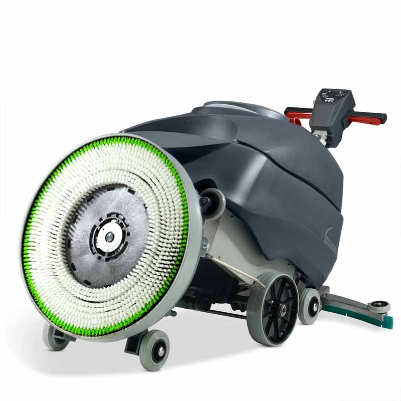 Numatic Twintec TT6650 Scrubber Dryer
