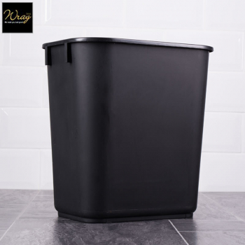 Rectangular Plastic Waste Basket
