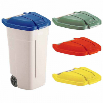 Mobile Container Lids