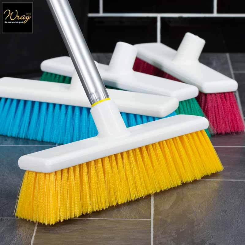 275mm Soft Lightweight Catering Sweeping Broom Head B1058