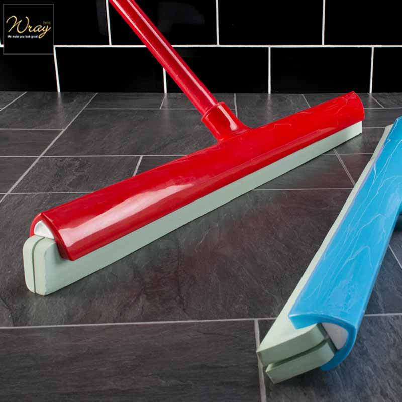 Colour Coded Hygiene Floor Squeegee 24 inch