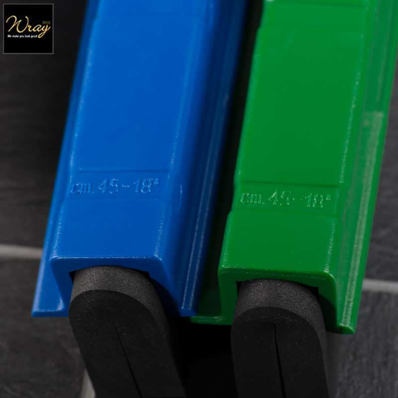 Plastic Floor Squeegee 45cm Colour Coded Squeegee Wray