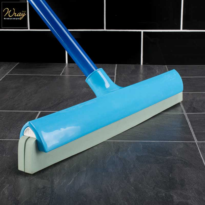 18 39 39 colour coded hygiene floor squeegees wray bros for 18 floor squeegee