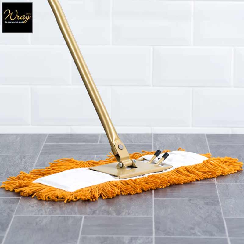 Golden Magnet Floor Sweeper Dusting Floor Sweeper Wray Bros