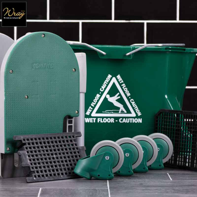 Colour Coded Combo Mop Bucket
