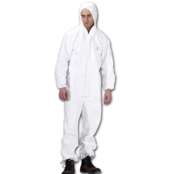Tyvek Pro-Tec Classic Disposable Suit
