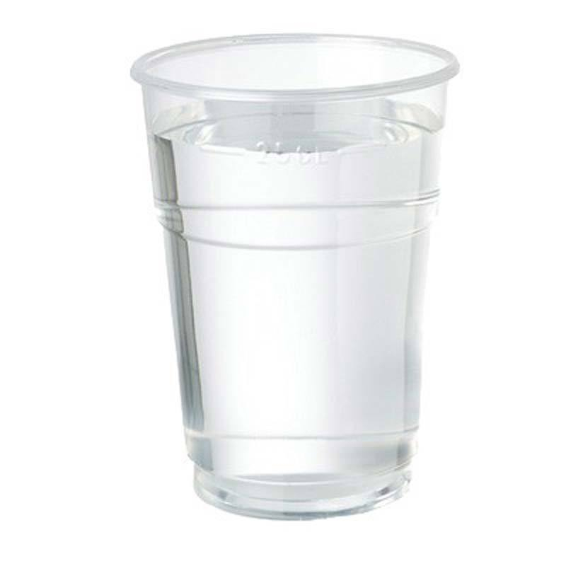Flexy-Glass Disposable Plastic Glasses