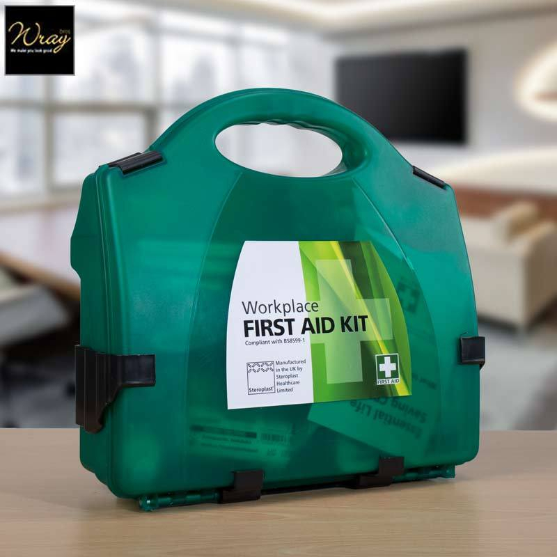 Workplace First Aid Kit BS-8599