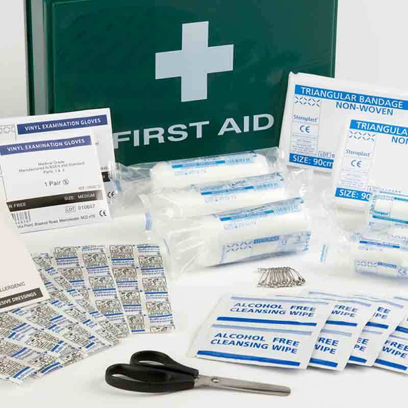 Commercial Vehicle First Aid Kit Refills