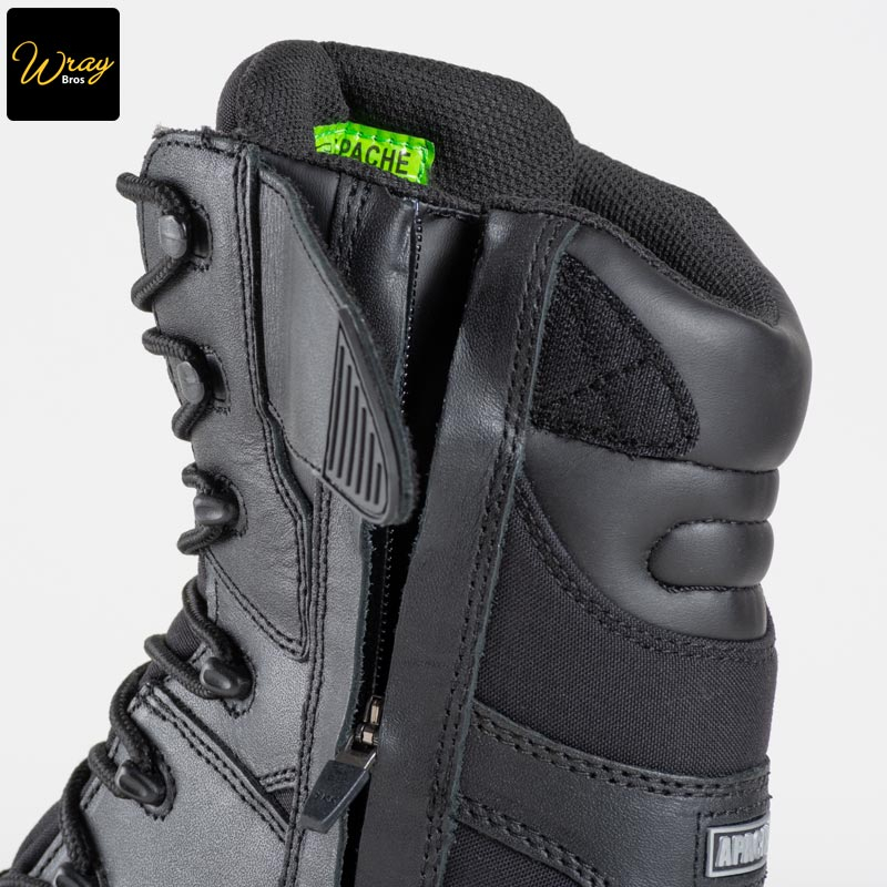 f31a34cc8bf Apache Combat Work Safety Boot S3 WR SRC HRO - Wray Bros
