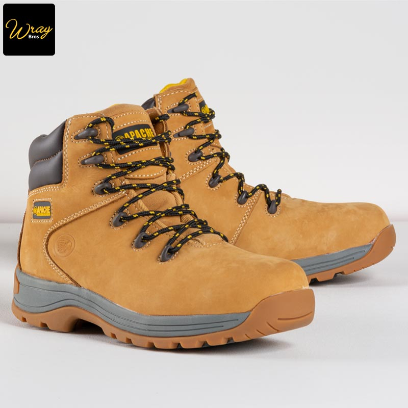 Apache Safety Work Boot AP314CM S3 SRA